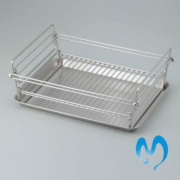 SUIマイスター 折畳み式水切りかご(小)