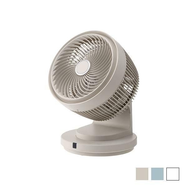 サーキュレーター 扇風機 風量4段階